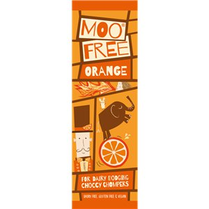 Vegan Dairy Free Mini Moo's Bars - 6pk