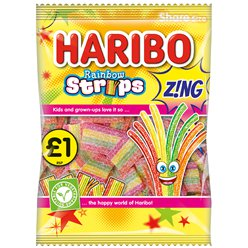 Haribo Rainbow Strips