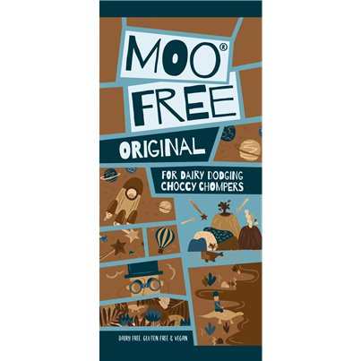 Moo Free Vegan Original Bar