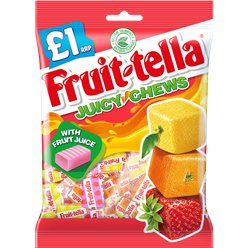 Fruit-tella Juicy Chews Bag