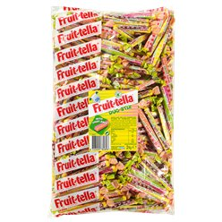 Fruit-tella Duo Stix Bulk Bag - 2kg