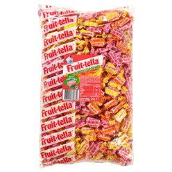 Fruit-tella Juicy Chews Bulk Bag - 2kg