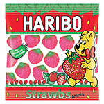 Haribo Strawbs Mini Bag