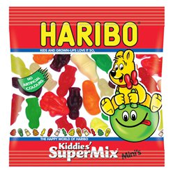 Haribo Kiddies' SuperMix Mini Bag
