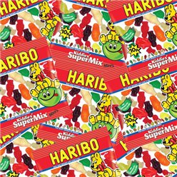 Haribo Kiddies' SuperMix Mini's - 100pk