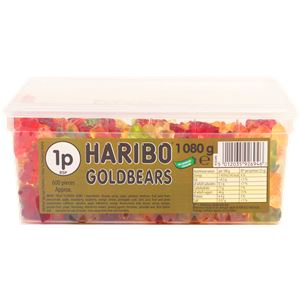 Haribo Gold Bears Tub