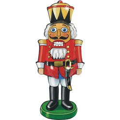 Nutcracker Soldier Chocolate