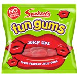 Swizzels Fun Gums Juicy Lips