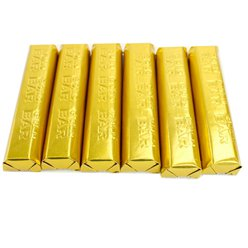 Milk Chocolate Mini Bars of Gold