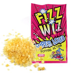 Fizz Wiz Popping Candy - Cherry Flavour