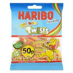 Haribo Rainbow Twists