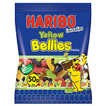 Haribo Yellow Bellies Minis - Haribo Bag