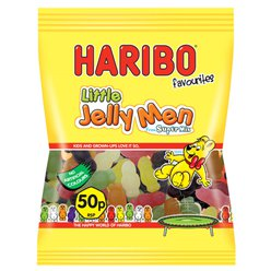 Haribo Little Jelly Men SuperMix