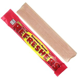 Refreshers Strawberry Chew Bar