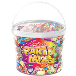 Swizzels Party Mix 840g Tub - Bulk Sweets