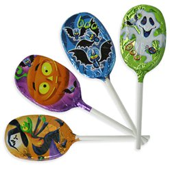 Halloween Chocolate Lollies - 40g