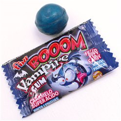 BOOOM Vampire Tongue Painter Gum