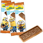 Minions Milk Choc Bars