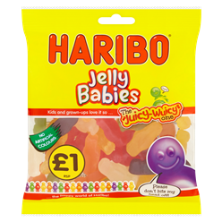 Haribo Jelly Babies - Haribo Bag