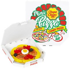 Chupa Chups Mini Gummy Pizza