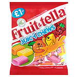 Fruitella Juicy Chews Bag