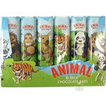 Animal Mini Chocolate Bars