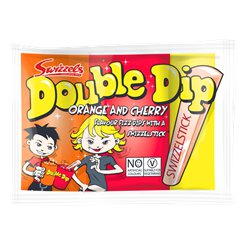 Double Dip - Orange & Cherry Flavours