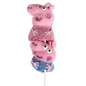 Peppa Mallow Lolly