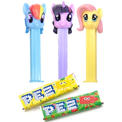 My Little Pony Pez & Refills