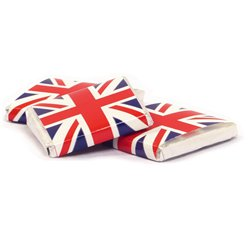 Union Jack Neapolitan Chocolates