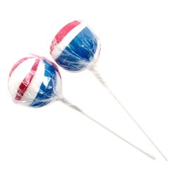 USA Cola Lollipops