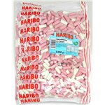 Haribo Strawberries & Cream 3kg Bulk Bag