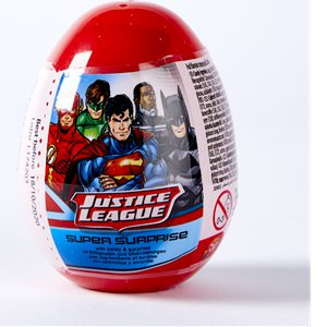 Justice League Surprise Egg