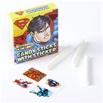 Superman Candy Sticks