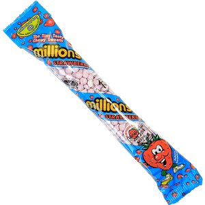 Millions Tunes - Strawberry Flavour