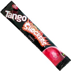Tango Cherry Shockers Sour Fizz Chew Bar