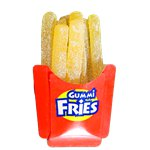 Sour Gummi Fries