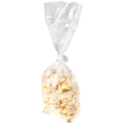 Gold 'Just Married' Rock Sweets - 300g