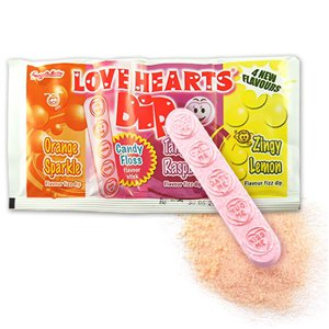 Love Hearts Dip - 4 Flavours