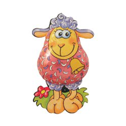 Woolly Sheep Chocolate - 12.5g