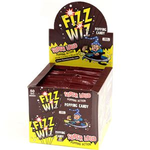 Cola Fizz Wizz Popping Candy Bulk Box