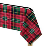 Tartan Table Cover - 1.37m x 2.13m