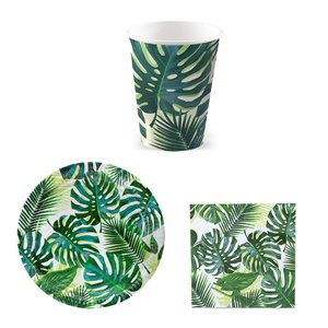 Tropical Fiesta Basic Party Kit