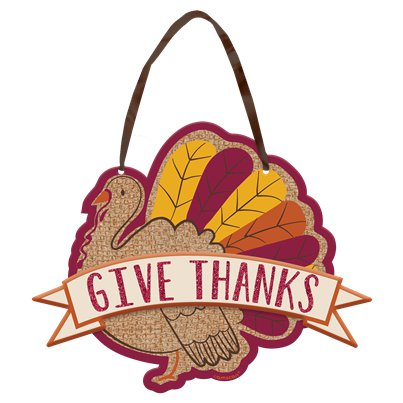 Thanksgiving Mini Message Sign