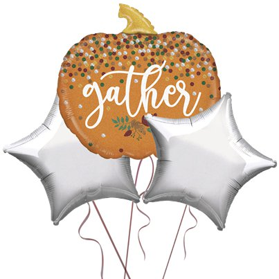 Gather Pumpkin Balloon Kit
