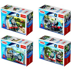 Thomas the Tank Engine Mini Puzzle