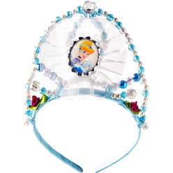 Disney Princess Cinderella Beaded Tiara
