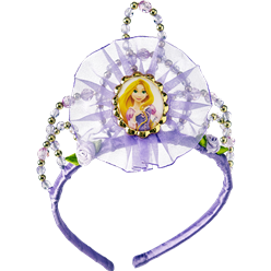 Disney Princess Rapunzel Beaded Tiara