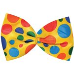 Giant Clown Bow Tie