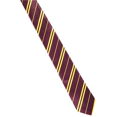 Harry Potter Wizard School Tie - Harry Potter Accessories front